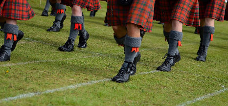 Mull Highland Games